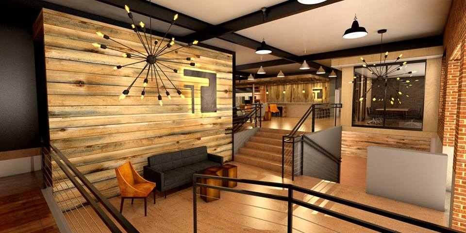 office space coworking, shared office space
