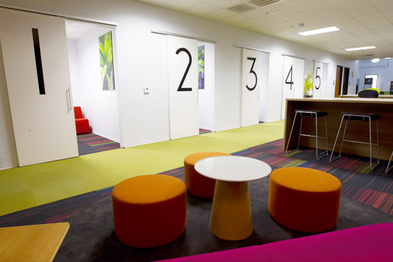 coworking, coworking center, workspace communication technlogoy, executive suites technology
