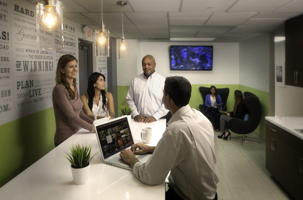 coworking space reliable voip