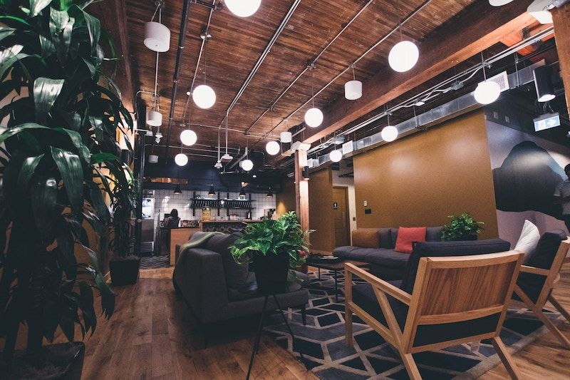 difference between a shared workspace and a coworking space