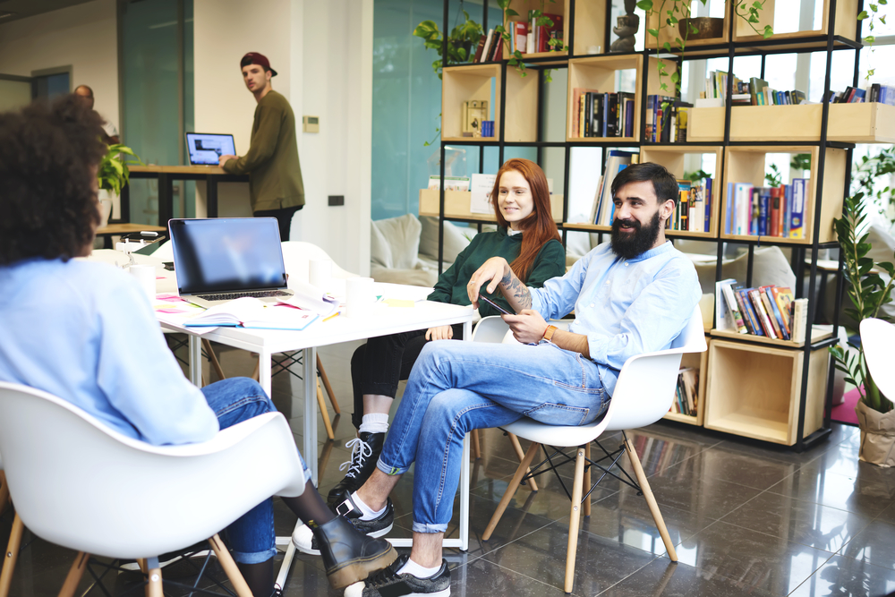 coworking design, coworking spaces, coworking office