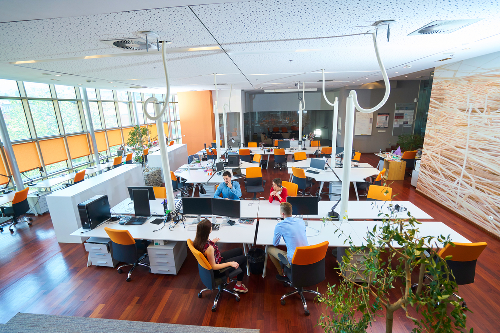 coworking space, coworking office, coworking place